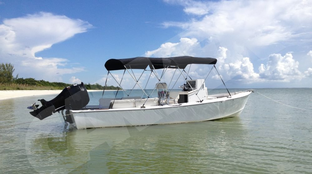 Extra long bimini top - The Hull Truth - Boating and Fishing