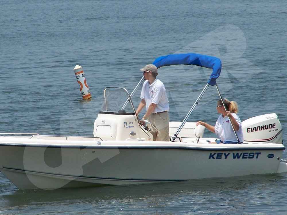 2013 Key West 210 BR Bimini Top - The Hull Truth - Boating