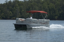 4-Bow 8' Square Tube Pontoon Top