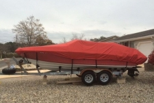 1988 Four Winns Liberator 201 - Styled to Fit Boat Cover for Performance Style Boats