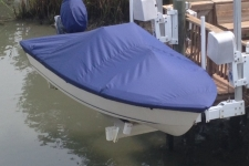 2007 Key West 1520 CC - Custom Fit Boat Cover