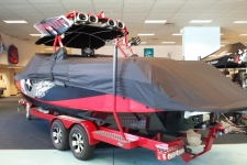 2013 Correct Craft Super Air Nautique G25 w/Swim Platform Covered, Custom Fit, Poly-Guard, Storm