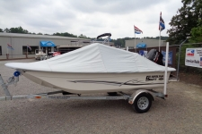 2014 Carolina Skiff 16 DLX - Custom Boat Cover