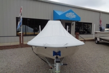 2014 Carolina Skiff JVX 18 - Custom Boat Cover