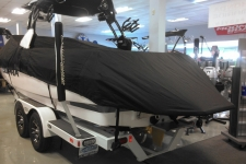2014 Supra A350-550 - Custom Fit Boat Cover w/Swim Platform Coverage