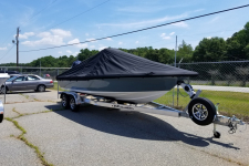 2015-2018 Key West 230 BR  - Custom Boat Cover