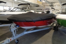 2016 Bayliner Element XL w/ Watersports Arch, Custom Fit, Sun-DURA, Black