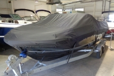 2016 Bayliner VR6, Custom Fit, Sun-DURA, Black