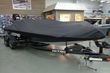 2016 Tracker Nitro Z20 DC - Custom Fit Boat Cover