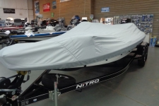 2016 Tracker Nitro Z20 SC - Custom Fit Boat Cover