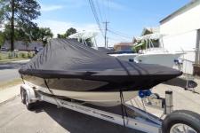 2016 Scout 231 XS, Custom Fit, Sun-DURA, Black