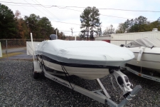 2016 Stingray 182 CC Deck Boat - Custom Boat Cover