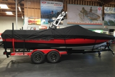 2016 Supreme S238 w/ S-5 Tower, Built-In Ratchet System, Custom Fit, Sun-DURA, Black