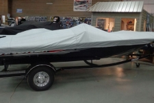 2016 Tracker Pro Team 195 TXW - Custom Fit Boat Cover