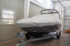 2016 Yamaha 242 Limited S with Tower - Custom Boat Cover