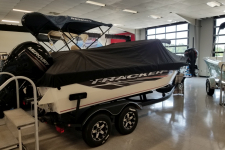 2018 Bass Tracker Targa V 19 Combo WT - Custom Boat Cover