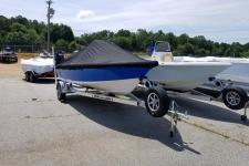 2018 Key West 176 BR  - Custom Boat Cover