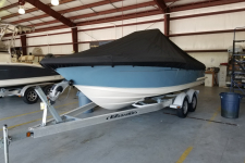 Scout - Custom Fit Boat Cover - 2018 Scout 215 XSF w/o T-Top
