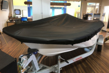 Boston Whaler - Custom Fit Boat Cover - 2019 Boston Whaler 160 Super Sport