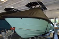 Bulls Bay - Custom Fit Under-the-T-Top Boat Cover - 2019 Bulls Bay 200 CC w/ Soft Top