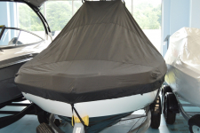 Yamaha - Custom Fit Under-the-T-Top Boat Cover - 2019 Yamaha 210 FSH Sport w/ Soft Top