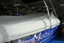 Moomba Mobius LSV, Custom Fit, Poly-Guard, Haze Gray