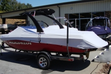 2011 Moomba LSV, Custom Fit, Poly-Guard, Haze Gray