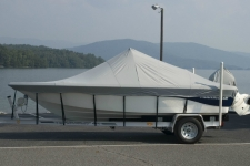 2005 Nautic Star 2200, Custom Fit, Poly-Guard, Beige