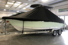 Sea Hunt - Custom Fit Under-the-T-Top Boat Cover - 2018 Sea Hunt Ultra 234