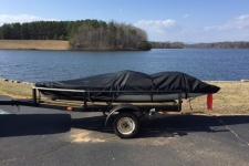 Hobie Pro Angler - 14' Extra Wide Fishing Style Kayak Cover - Styled to Fit