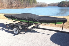 Fishing Style Kayak - Styled to Fit Cover
