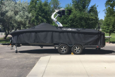 Universal Boat Skirt - Centurion Boat (Not a Carver Boat Cover)