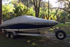 2007 Chaparral 246 SSI - Styled to Fit Cover - V-Hull Runabout w/ Walk-Thru Transom