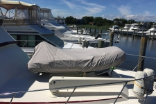 Zodiac Cadet Rib 310, Styled-to-Fit, Sunbrella, Blunt Nose Inflatable Boat