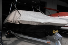 2014 Yamaha AR 190 w/Tower - Custom Fit Boat Cover