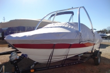 2011 Bayliner 185 w/Tower, Custom Fit, Poly-Guard, Haze Gray