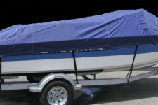 2012 Bayliner 190, Custom Fit, Poly-Guard, Caribbean Blue