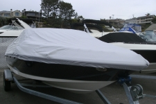 Bayliner 170, Custom Fit, Poly-Guard, Haze Gray