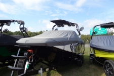 2015 Correct Craft Super Air Nautique G23 w/Tower - Carver Custom Fit Boat Cover