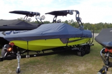 2015 Correct Craft Super Air Nautique 210 w/Tower - Carver Custom Fit Boat Cover