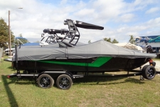 2015 Correct Craft Super Air Nautique 230 w/Tower - Carver Custom Fit Boat Cover