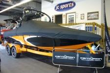2009 Centurion Avalanche C4, Custom Fit, Poly-Guard, Haze Gray
