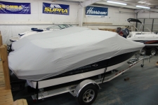 2010 Chaparral 186, Custom Fit, Poly-Guard, Haze Gray