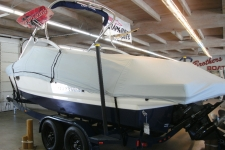 2011 Chaparral 246, Custom Fit, Poly-Guard, Haze Gray