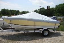 2011 Clearwater 1800, Custom Fit, Poly-Guard, Haze Gray