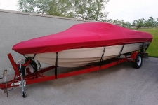 1992 Chaparral 2000 SL, Custom Fit, Poly-Guard, Red