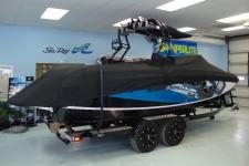 2012 Correct Craft Super Air Nautique G23, Custom Fit, Poly-Guard, Black