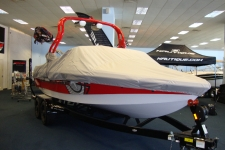 2013 Correct Craft  Super Air Nautique 210, Custom Fit, Poly-Guard, Haze Gray