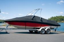 05-06 Sugar Sand Oasis 2300 W/Integrated Platform, Custom Fit, Poly-Guard, Black
