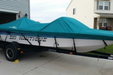 Correct Craft Ski Nautique - Custom Fit Boat Cover
